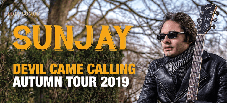 Live & Local – Sunjay in Concert, Fri 11th Oct, 7.30pm, Barnby Village Hall