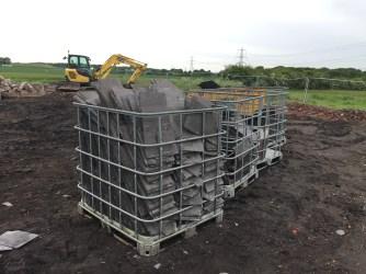 Saving the slates for reuse