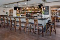 Bar and Lounge Area at the Barn Door - Barn Door Restaurant