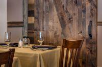 Barn Door Restaurant Table - Barn Door Restaurant