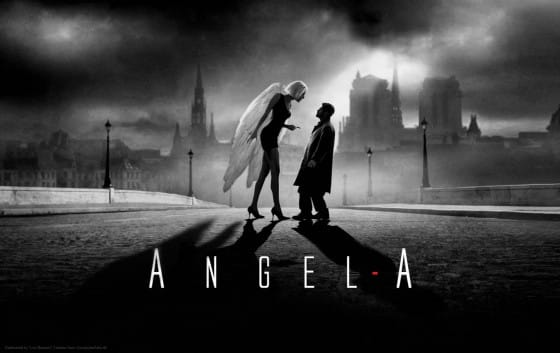 Angel-a poster by Mark Barner