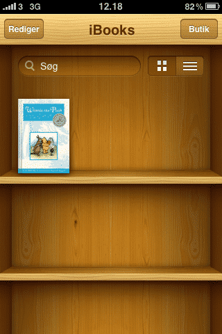 iBooks app from apple