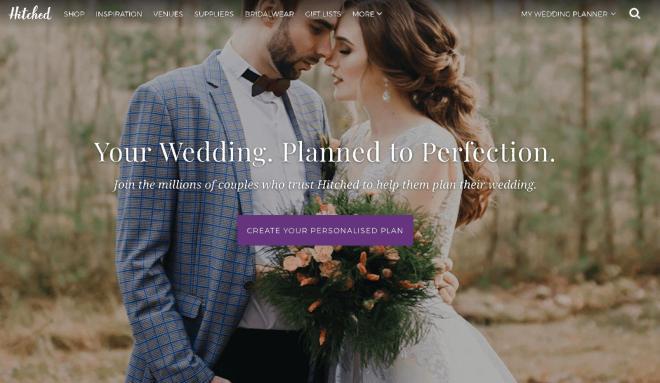 bryllup bordplan online