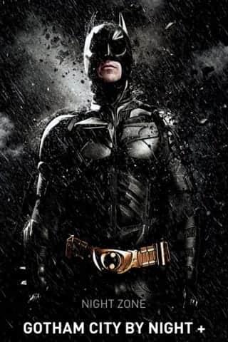 batman dark knight rises app