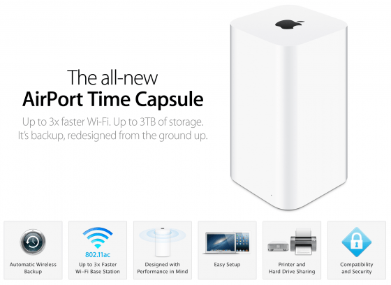 new airport Time Capsule