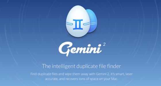 Fjern dubletter fra din mac - Dobbelt kopier af filer og billeder i fotos kan fjerne automatisk med Gemini 2