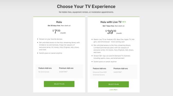 Hulu i Danmark, streaming, guide, priser