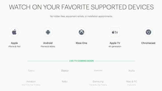 Hulu i Danmark, streaming, guide, enheder