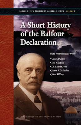 History of the Balfour Declaration