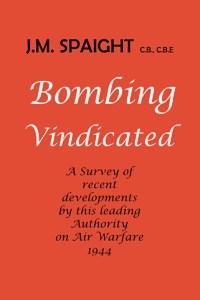 Bombing Vindicated