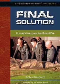 Final Solution: Germany's Madagascar Resettlement Plan