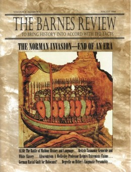 The Barnes Review, August 1996