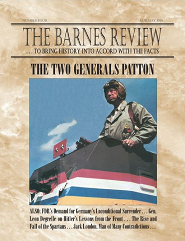 The Barnes Review, January 1995