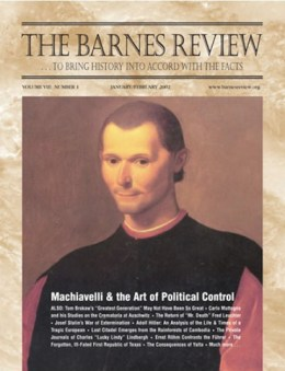 The Barnes Review, January/February 2002