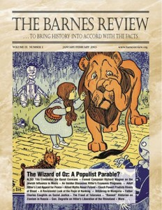 The Barnes Review, January-February 2003