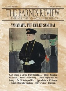 The Barnes Review, July-August 1999