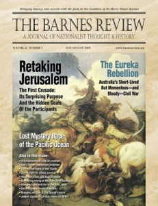 The Barnes Review, July-August 2005