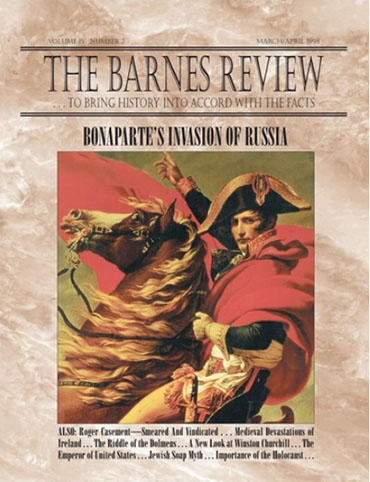 The Barnes Review, March/April 1998