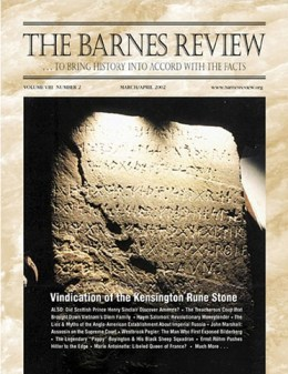 The Barnes Review, March/April 2002