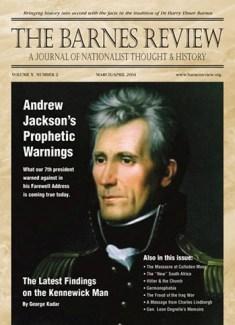 The Barnes Review, March-April 2004