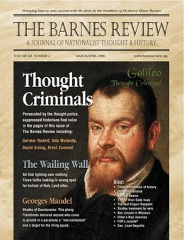The Barnes Review, March/April 2006
