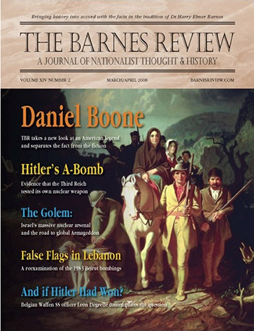 The Barnes Review, March/April 2008
