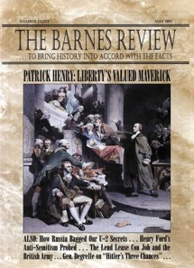 The Barnes Review, May 1995