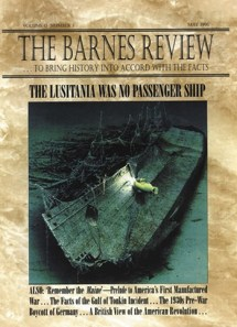 The Barnes Review, May 1996