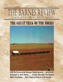 The Barnes Review, November 1997