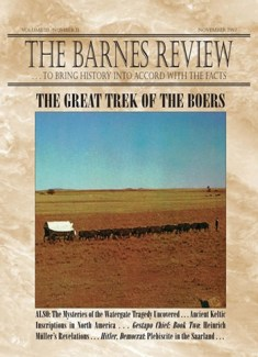 The Barnes Review, November 1997