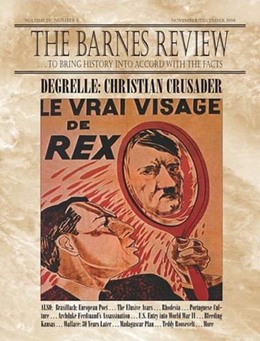 The Barnes Review, November/December 1998 - Barnes Review
