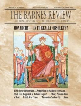 The Barnes Review, November/December 2000