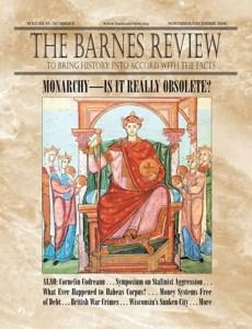 The Barnes Review, November-December 2000