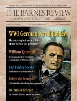 The Barnes Review, November/December 2007