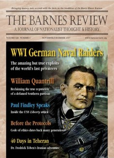 The Barnes Review, November-December 2007