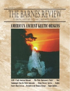 The Barnes Review, October 1997