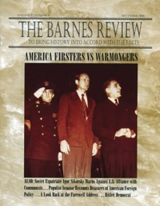The Barnes Review, September 1996