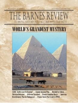 The Barnes Review, September/October 1998