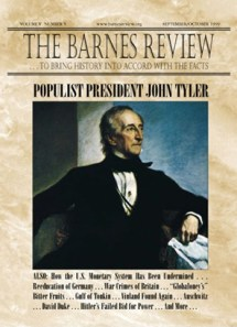 The Barnes Review, September-October 1999
