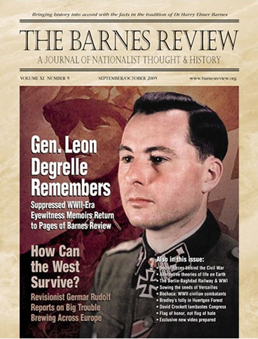 The Barnes Review, September/October 2005