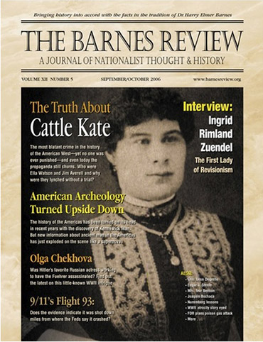 The Barnes Review, September/October 2006