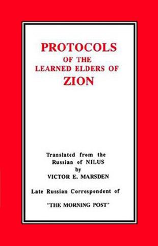 The-Protocols-of-Zion
