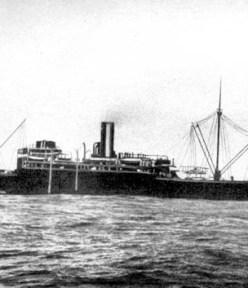 German WWI Naval Raiders