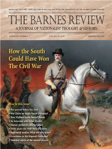 The Barnes Review, July/August 2010