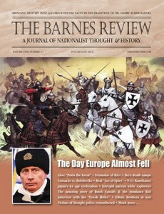 The Barnes Review, July-August 2012