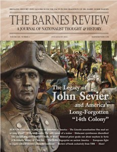 The Barnes Review, July-August 2013