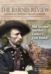 The Barnes Review, March-April 2013