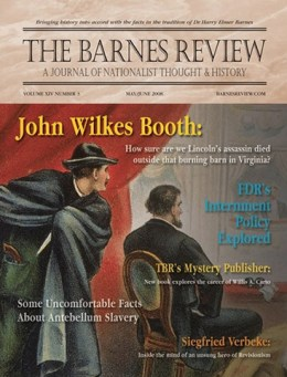 The Barnes Review, May/June 2008