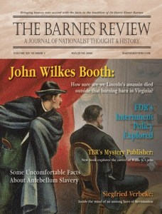 The Barnes Review, May-June 2008