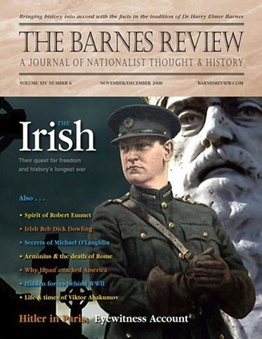 The Barnes Review, November/December 2008